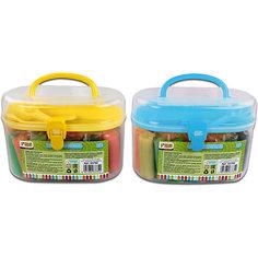 Тесто для лепки: 24 цвета, 672г, формочки, инструменты Color Puppy
