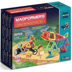 """Магнитный конструктор """"Adventure Mountain"""", MAGFORMERS"""