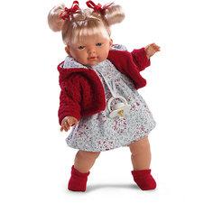 """Кукла """"Изабела"""", 33 см, Llorens"""
