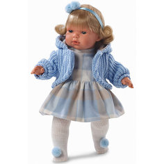 "Кукла ""Шарлота"", 38 см, Llorens"