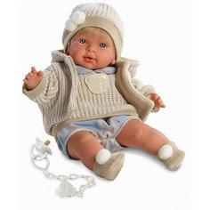 "Кукла ""Альваро"", 42 см, Llorens"