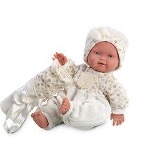 """Кукла """"Бэбито""""c одеялом, 26 см, Llorens"""