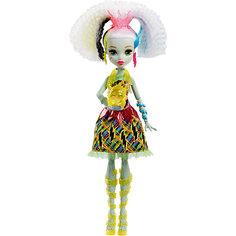 """Электро Фрэнки из серии """"Под напряжением"""", Monster High Mattel"""