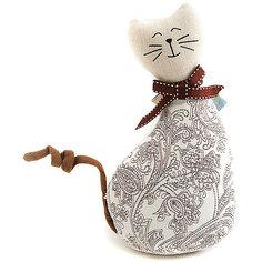 Кошка Мурыся Белоснежка