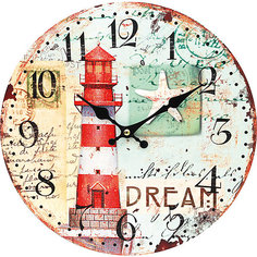 "Часы настенные ""Маяк"", диаметр 34 см Белоснежка"