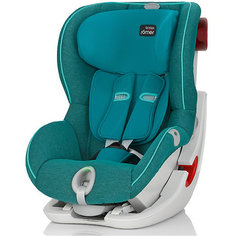 Автокресло Britax Romer King II LS Black Series 9-18 кг, Green Marble Highline