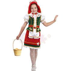"""Карнавальный костюм """"Красная шапочка"""" Звездный маскарад, Батик"""