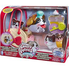 """Набор с сумкой-переноской """"Боксер"""", Chubby Puppies"""