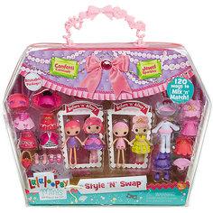 """Игровой набор """"Мини-Лалалупси"""", Карнавал, с двумя куклами и аксессуарами"""