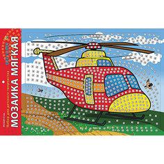 "Мягкая мозаика ""Вертолет"", формат А3 (34.5х25 см) Рыжий кот"