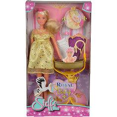 """Кукла """"Штеффи беременная"""", 29 см, Simba"""