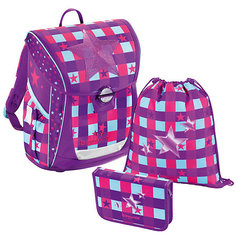 Ранец с наполнением Pink Star, 3 предмета