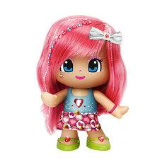 """Кукла Пинипон с розовыми волосами """"Макияж и модная прическа"""", Famosa"""
