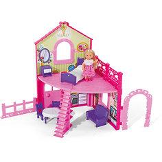 """Кукла """"Еви в двухэтажном доме"""", Simba"""