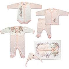 Комплект для новорожденного  Мамуляндия