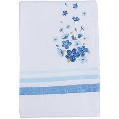 Полотенце подарочное ADELIA махровое 50*90, TAC, голубой