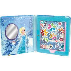 Игровой набор детской декоративной косметики в чехле для планшета, Холодное сердце Markwins