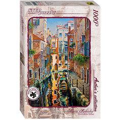 """Пазл  """"Солнечная аллея в Венеции"""", 1000 деталей, Step Puzzle"""