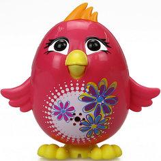 Цыпленок с кольцом Poppy, розовый, DigiBirds Silverlit