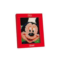 """Пиксельная мозаика """"Микки"""", 1200 деталей, Quercetti"""