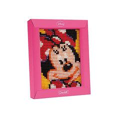 """Пиксельная мозаика """"Минни"""", 1200 деталей, Quercetti"""