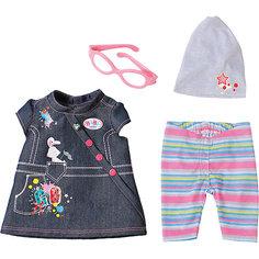 Одежда Джинсовая, BABY born, разноцветная Zapf Creation