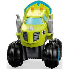 Зэг, Fisher Price, Вспыш и чудо-машинки Mattel