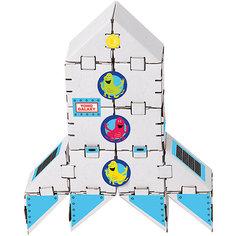 """Картонный конструктор """"Ракета на Марс"""", Yohocube"""