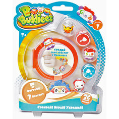Набор Bbuddieez: 5 шармов-персонажей, 1 браслет,, 1toy