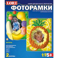 """Фоторамки из гипса """"Фрукты"""" Lori"""