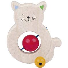 Игрушка Котик с бусинками, HEIMESS