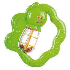 Погремушка Бабочка, 0+, Canpol Babies, зеленый