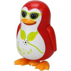 Поющий пингвин с кольцом, красный, DigiBirds Silverlit