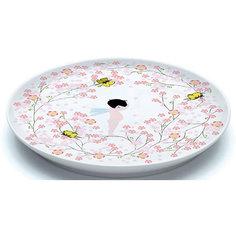 Большая плоская тарелка Чаепитие, DJECO