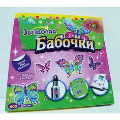 "Мозаика-наклейки ""Бабочки"" Orb Factory"