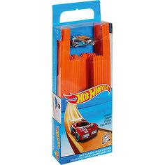4-х метровая трасса с 1 базовой машинкой в наборе, Hot Wheels Mattel