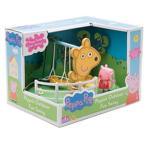 """Игровой набор """"Площадка Качели"""", Peppa Pig"""