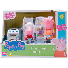 """Игровой набор """"Кухня Пеппы"""", Peppa Pig Росмэн"""