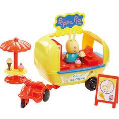 """Игровой набор """"Кафе-мороженое Ребекки"""", Peppa Pig Росмэн"""