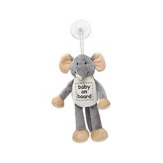 Знак Ребенок в машине Слон, Динглисар Teddykompaniet