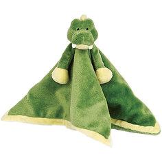 игрушка-салфетка Крокодил (LE), Динглисар Teddykompaniet