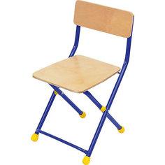 Складной стул СТФ1. Универсал, Ника, синий Nika