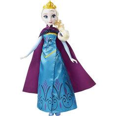 """Кукла """"Холодное сердце"""" Эльза в трансформирующемся платье Hasbro"""