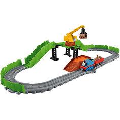 """Игровой набор Томас и его друзья """"Рэг на свалке металлолома"""" Mattel"""