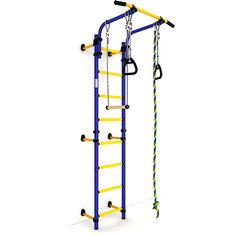 """Шведская лестница """"NEXT-1 (410 мм)"""", синий-желтый Romana"""