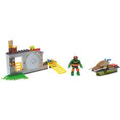 Черепашки Ниндзя: большой набор деталей, MEGA BLOKS Mattel