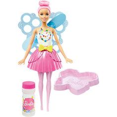 Фея с волшебными пузырьками, Barbie, 29 см Mattel
