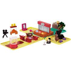 Игровой набор  «музыкальная студия» +2 фигурки, My Mini MixieQ's Mattel