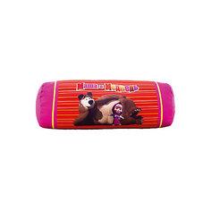 Подушка-валик антистресс арт. 2604-1, Small Toys, оранжевый СмолТойс