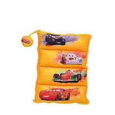 Игрушка антистресс муфточка Тачки В46, арт. 51834, Small Toys, желтый СмолТойс